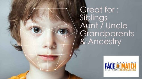 Face DNA Testing